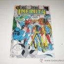 Cómics: INFINITY INC - Nº11 - ROY THOMAS Y TODD MCFARLANNE.. Lote 26609058
