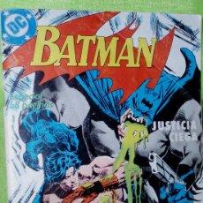 Cómics: BATMAN, ESPECIAL DE 68 PÁGINAS (JUSTICIA CIEGA). Lote 26496422