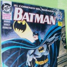 Cómics: BATMAN EL COMIENZO DEL MAÑANA, (VOLUMEN ESPECIAL DE 100 PGS) . Lote 26400438