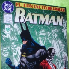 Cómics: BATMAN ,EL CONTACTO DEADMAN, (DOUG MOENCH).. Lote 26400434