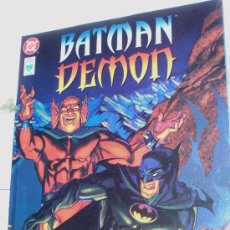 Cómics: BATMAN ,DEMON, (ALAN GRANT).. Lote 26400435