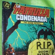 Cómics: LA PATRULLA CONDENADA ,Nº5 DE MINISERIE DE 7.. Lote 10205454