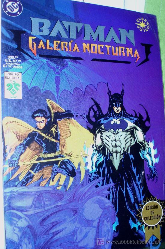 Cómics: galeria nocturna(trasera) - Foto 2 - 103314904