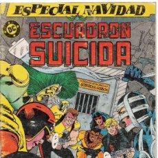 Cómics: ESCUADRÓN SUICIDA.ZINCO Nº 1.ESPECIAL NAVIDAD (1988). Lote 17532665