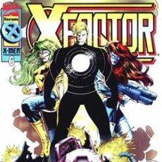 Cómics: X FACTOR Nº 5-6-7-13-16-19-21-22 VOLUMEN II. Lote 27116695