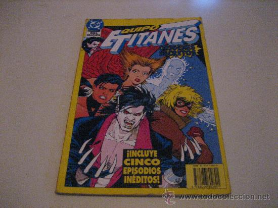 TITANES - ORIGENES SECRETOS (Tebeos y Comics - Zinco - Nuevos Titanes)