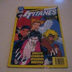 Cómics: TITANES - ORIGENES SECRETOS. Lote 27282617
