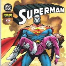 Cómics: SUPERMAN - CAMINO HACIA EL OLVIDO *** NUM 10 NOV 2001. Lote 14672851