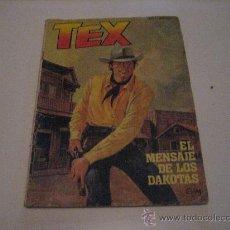 Cómics: TEX-Nº1-ZINCO. Lote 27282633