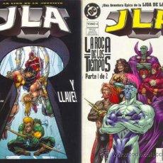 Cómics: LIGA DE LA JUSTICIA DE AMERICA JLA ETAPA GRANT MORRISON TOMOS 3 Y 4. Lote 27227778