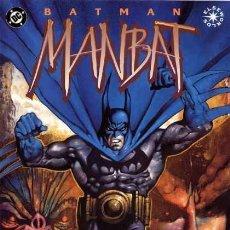 Cómics: BATMAN : MANBAT Nº 2 Y 3. Lote 26281644