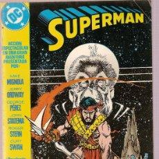Cómics: COMIC SUPERMAN Nº 5 EDICIONES ZINCO 1984. Lote 21197781