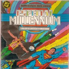 Cómics: COMIC ESPECIAL MILLENNIUM Nº 6 LIGA DE LA JUSTICIA Y FIRESTORM ED ZINCO. Lote 27262138