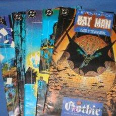 Cómics: BATMAN GOTHIC * 5 COMICS * COMPLETA * FOTOS ADICIONALES * ZINCO *. Lote 20409249
