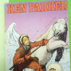 Cómics: KEN PARKER-N-10-1983. Lote 13889731