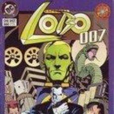 Cómics: LOBO 007, ESPECIAL . Lote 11554780