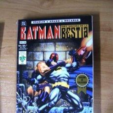Comics: BATMAN : DIEZ NOCHES DE LA BESTIA ¡ ONE SHOT ! JIM STARLIN - JIM APARO / EDITORIAL VID. Lote 44216654