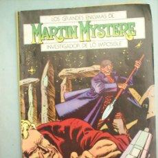 Cómics: MARTIN MYSTERE-N.16 -1983-EDICIONES ZINCO-. Lote 14434527