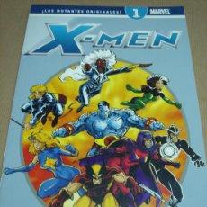 Cómics: X MEN Nº 1 LOS MUTANTES ORIGINALES PANINI REVISTAS AÑO 2006 ¡¡PERFECTO¡¡ . Lote 12081624