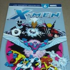 Cómics: X MEN Nº 6 LOS MUTANTES ORIGINALES PANINI REVISTAS AÑO 2006 ¡¡ PERFECTO ¡¡. Lote 12081643