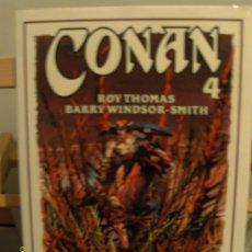 Cómics: CONAN 4. Lote 26522928