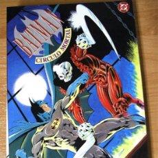 Cómics: BATMAN : CIRCULO MORTAL ¡ ONE SHOT ! DC - ZINCO / MIKE W. BARR - ALAN DAVIS. Lote 19809515