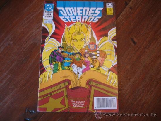 JOVENES ETERNOS Nº6 (Tebeos y Comics - Zinco - Otros)