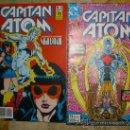 Cómics: CAPITAN ATOM. EDICIONES ZINCO. COLECCION COMPLETA. 20 NUMEROS CJ 2. Lote 12426902