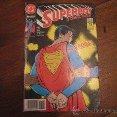 Cómics: SUPERBOY EL COMIC BOOK. Lote 12446272