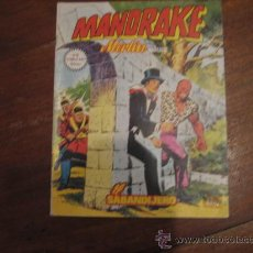 Cómics: MANDRAKE MERLIN EL MAGO Nº4. Lote 12446396