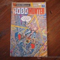 Cómics: ROBOHUNTER Nº2. Lote 12462361