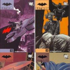 Cómics: BATMAN NUMEROS 2 A 5. Lote 27365378