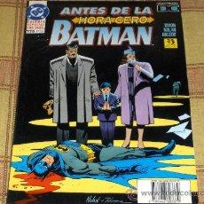 Comics: ZINCO. ANTES DE LA HORA CERO BATMAN. VOLUMEN ESPECIAL 100 PÁGINAS. 1995. 775 PTS. BUEN ESTADO.. Lote 12679704