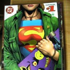 Comics : SUPERGIRL TOMO 1 / PETER DAVID - GARY FRANK - EDITORIAL VID. Lote 14320727