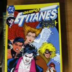 Cómics: EQUIPO TITANES : ORIGENES SECRETOS ¡ ONE SHOT - OBRA COMPLETA ! DC - ZINCO. Lote 12763389
