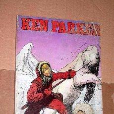 Cómics: KEN PARKER Nº 10. LAS TIERRAS BLANCAS. BERARDI Y MARRAFFA. EDICIONES ZINCO 1983. AUTOCONCLUSIVA++. Lote 24383198