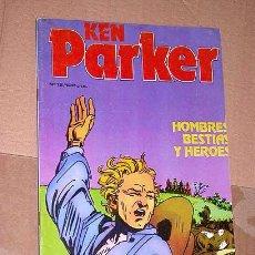 Cómics: KEN PARKER Nº 15. HOMBRES, BESTIAS Y HÉROES. BERARDI, ALESSANDRINI, MILAZZO. EDICIONES ZINCO 1983. +. Lote 24383200