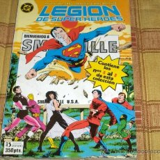 Cómics: ZINCO. LEGION DE SUPERHÉROES RETAPADO Nº 1. 1987. 350 PTS. .. Lote 13124470