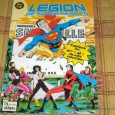 Cómics: ZINCO. LEGION DE SUPERHÉROES RETAPADO Nº 1. 1987. 350 PTS. .. Lote 13124470