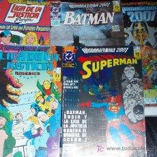 Cómics: ARMAGEDDON 2001 LOTE CINCO COMICS ESPECIALES:Nº1,2,3,4 Y12. Lote 26379292