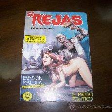 Cómics: REJAS - RETAPADO -NºS 5 AL 8. Lote 27043697