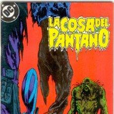 Comics: LA COSA DEL PANTANO Nº8,ED.ZINCO. Lote 34080449