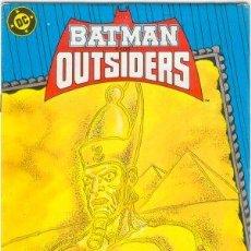 Cómics: BATMAN OUTSIDERS Nº 13,ED.ZINCO. Lote 13678347
