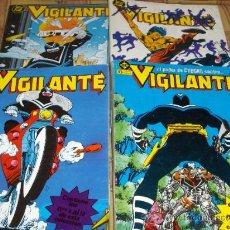 Cómics: ZINCO RETAPADOS 1-2-3-6 DE VIGILANTE. 325 PTS. 1986. .. Lote 13880920