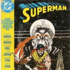 Cómics: SUPERMAN - DC- Nº 5 - ESPECIAL 52 PAGINAS - AÑO 1984. Lote 14096700