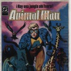 Cómics: ANIMAL MAN Nº 1.. Lote 24038977