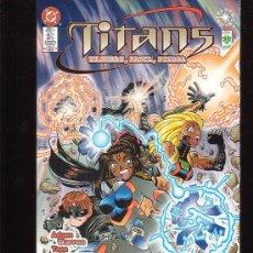 Cómics: TITANS - TIJERAS, PAPEL, PIEDRA. Lote 14837181