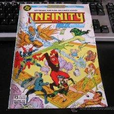 Cómics: INFINITY INC Nº 13 TODD MACFARLANE ARX64. Lote 243422040