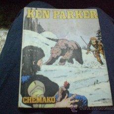 Cómics: COMIC KEN PARKER Nº5 .-CHEMAKO. Lote 15025986