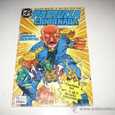 Cómics: LA PATRULLA CONDENADA - RETAPADO - NºS 13 AL 16. Lote 26057723